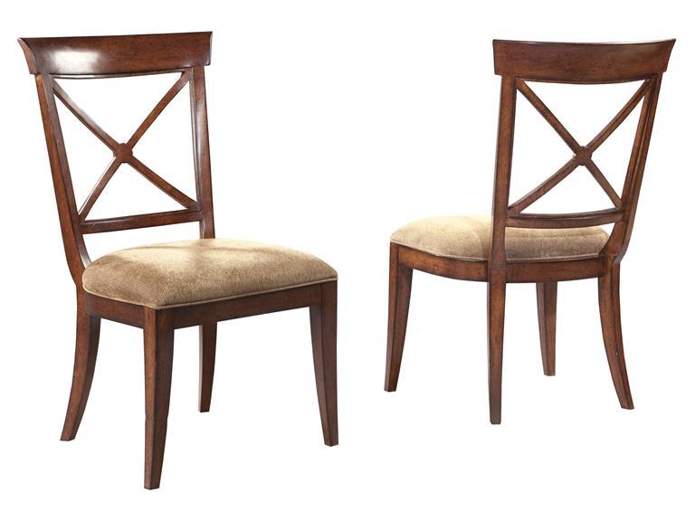Hekman European Legacy Side Chair (Set of 2) 1-1125